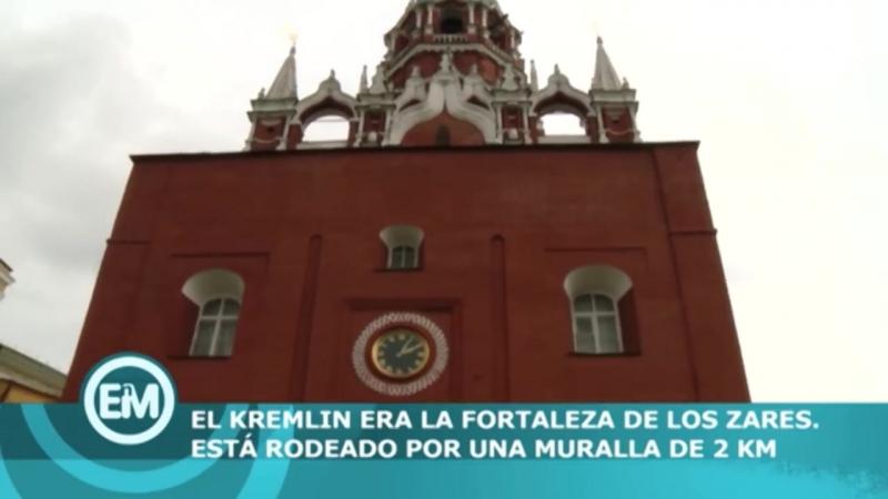 Españoles En El Mundo: Moscú (1/4)
