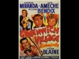 Greenwich Village (1944) Carmen Miranda, Don Ameche, William Bendix