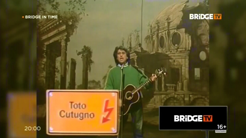 Toto Cutugno l Italiano