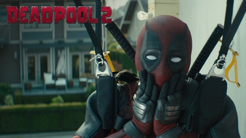 Deadpool 2 | Whats Your F-Word TV Commercial | 20th Century FOX