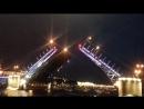 Прогулка по Неве.Дворцовый мост.