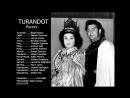 Turandot Plácido Domingo Birgit Nilsson Amara Giaiotti Adler 1970