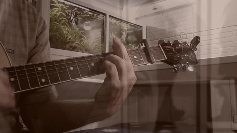 George Harrison - My Sweet Lord (гитара, кавер в плюс)