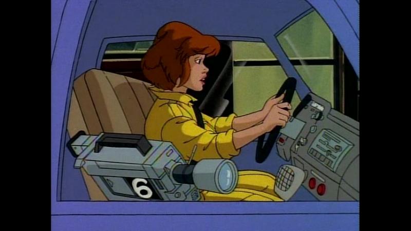 Сезон 07 Серия 04: Беглецы из измерения Икс | Черепашки мутанты ниндзя (1987-1996) / Teenage Mutant Ninja Turtles