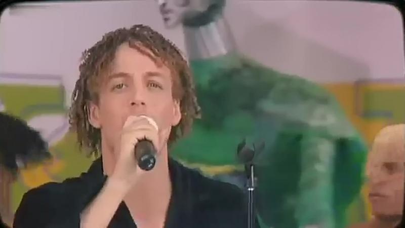 Heath Hunter The Pleasure Company - El Mambo (Live At Show Chart Attack 1997)