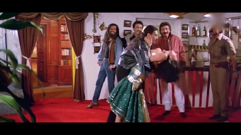 Gali Gali Mein Phirta Hai - Tridev (1989) Full Video Song _HD__HD.mp4