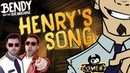 Bendy and the Ink Machine Chapter 5 Song Becoming Human HENRYS SONG Rockit Gaming