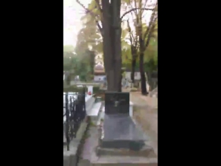 Back in time 18th century cemeteries