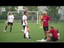 📹 Видео отчёт тренировки женской команды в Висмара 09 18 2018