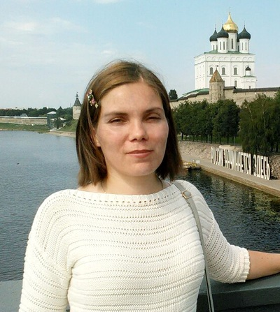 Лина Федорова-Ларина