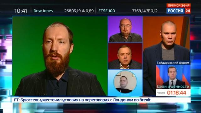 Новости на Россия 24 • Эксперты о реинтеграции Донбасса на Украину
