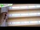 Рулонные шторы День Ночь на пластиковые окна заказывайте у нас