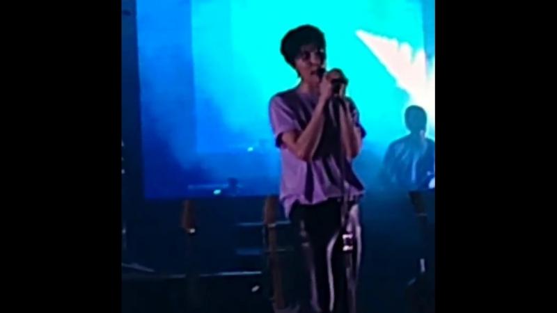 Концерт Но Мин У 21.09.2018г.