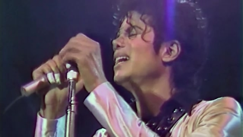 Michael Jackson - She's Out Of My Life (Live In Yokohama, 1987)