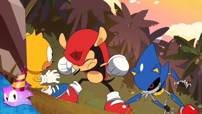 🌟 Sonic Mania Adventures Episode 4