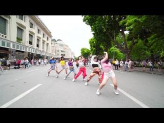 KPOP IN PUBLIC CHALLENGE_⁄_⁄ PRODUCE48 - Instruction(Jax Jones) DANCE COVER