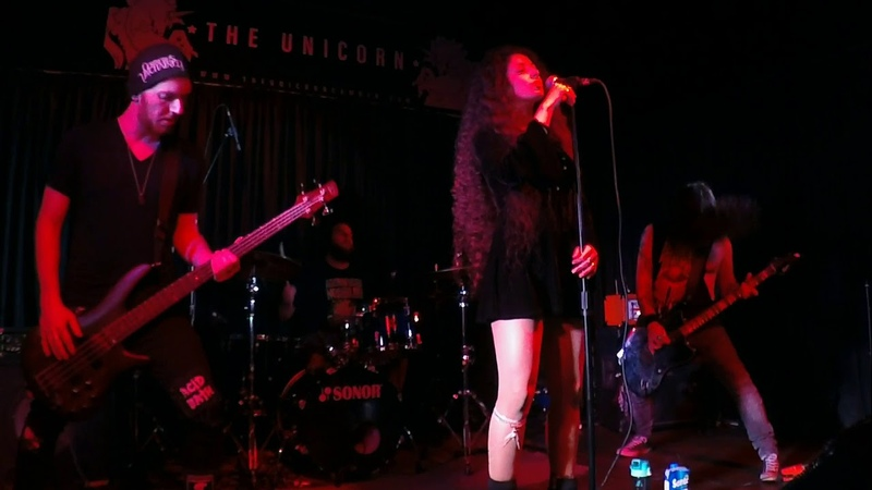 Lowen The Fortress of Blood Live @ The Unicorn 23 09 2018 3 of 5