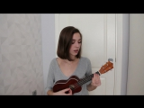 Ryan Gosling  Emma Stone - City Of Stars (OST La La Land) (ukulele cover by Daisy)