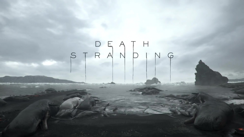 Death Stranding Trailer 1-4 A Hideo Kojima Game