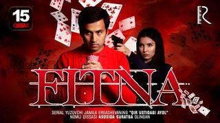 Fitna (o'zbek serial)  15-qism #UzbekKliplarHD