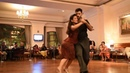 Dana Frigoli and Adrián Romeo Ferreyra in 3rd Delhi International Tango festival