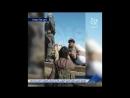 Видео захвата в плен двух россиян в Сирии