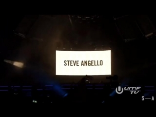 Chris Avantgarde - Freedom (Played by Steve Angello @ UMF 2015)