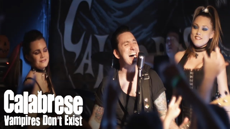 CALABRESE - Vampires Dont Exist [OFFICIAL VIDEO]