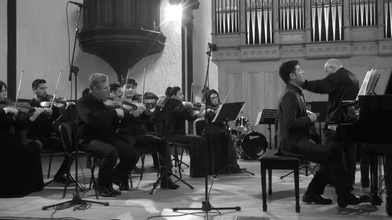 Турал Рафаэль - Концерт произведений В. Мустафа-заде (2018) Бакинский джаZZ