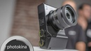 ZEISS ZX1 Camera Introduced - Full Frame Mirrorless with Fixed 35mm Lens Lightroom Built-in
