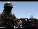 Очистка САА большой территории сирийской пустыни