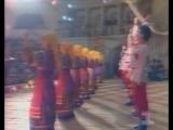 Танец некрасовских казаков