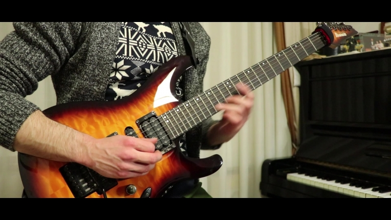 Angel Vivaldi (feat.Andy James)-Wave of Synergy(COver by Kirill Filippov)