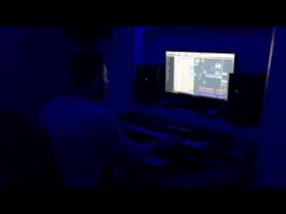 Арслан Тёмный - Не улетай (Работа на студии)