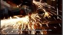 Красивое видео по ковка якутского клинка, слесарка и закалка, как делаю идеальный дол, все приемы