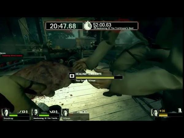 Left 4 Dead 2 - Survival - Gator Village 73 min