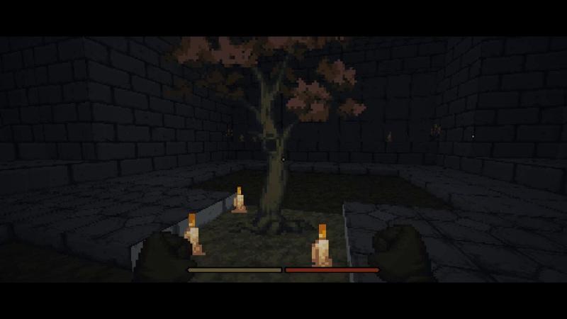 Dungeon Crawler Project   Update 2 - Render Test