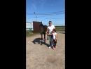 12 08 2018 Палантин Дима и Катюша