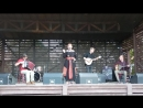 Варвара Котова и Варево на Кельтско Русском фестивале 2 09 2018 Ленинский р н МО