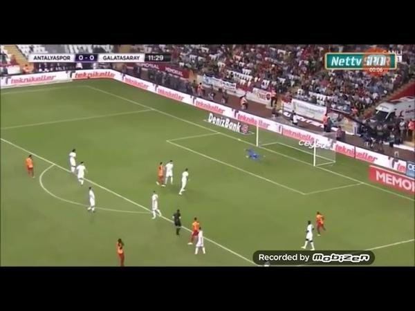 Galatasaray-Antalyaspor maç özeti