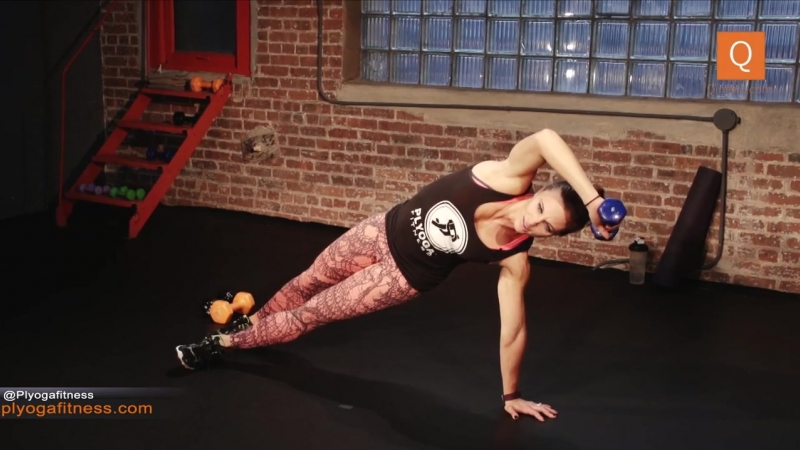 Stephanies Half Hour of Power_ Lunges and Core