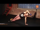 Stephanies Half Hour of Power Lunges and Core