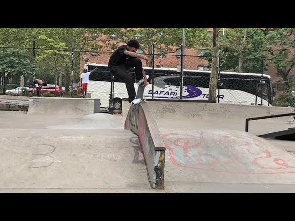 2018 Damn Am NYC - Bowser's iPhone Edits