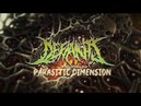 DEFIANTS - PARASITIC DIMENSION FEAT. CJ MCCREERY OFFICIAL LYRIC VIDEO 2018 SW EXCLUSIVE