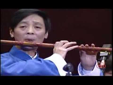 Chinese flute 中國竹笛名家名曲系列十一《秦川風情》