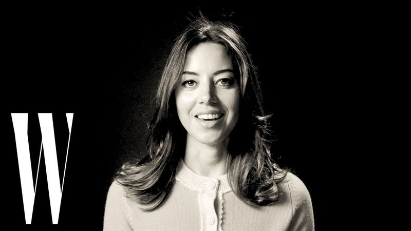 Aubrey Plaza on Sexy Halloween Costumes and Being Cast for Parks Rec | Screen Tests | W Magazine