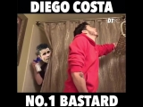 Diego Costa has been at it again