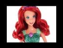 Видео обзоры игрушек - Кукла русалка Ариэль