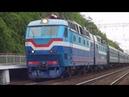 Скорый поезд №147 Москва - Калининград по участку Москва - Минск
