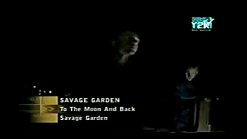 Savage garden - to the moon and back mtv asia